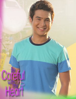 Jerome Ponce as Luke Lim Share this